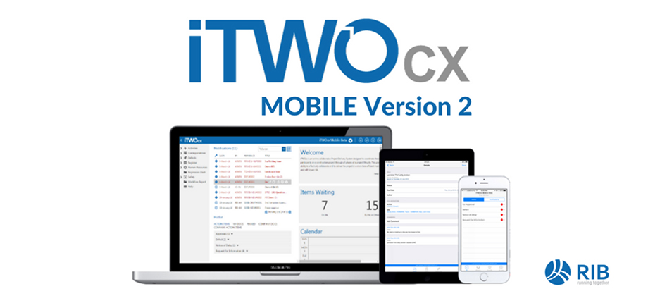 iTWO cx Mobile App