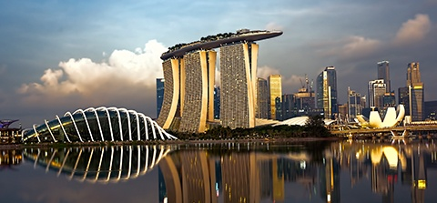 iTWO cx - Singapore Office