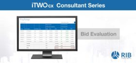 iTWO cx Feature - Bid Evaluation
