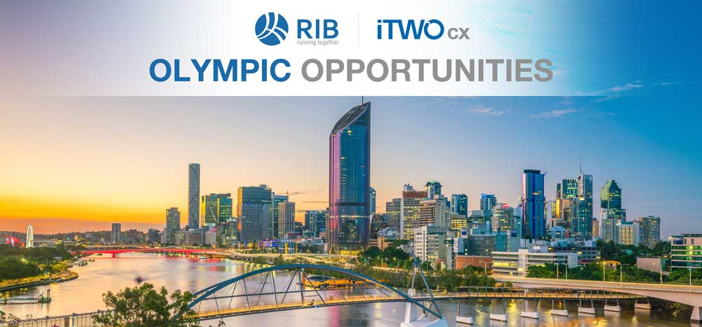 iTWO cx Olympic Opportunities